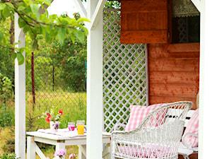 Działka - Średni ogród przed domem - zdjęcie od Joanna Bryk - My little white home
