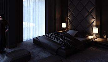 Sypialnia styl Nowoczesny - zdjęcie od MOCO Architecture