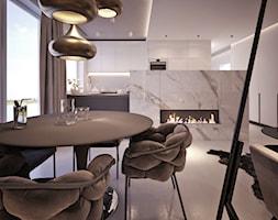 MOCO In5 - Jadalnia, styl nowojorski - zdjęcie od MOCO Architecture