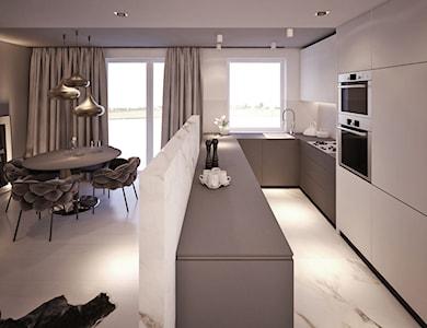Kuchnia styl Nowoczesny - zdjęcie od MOCO Architecture