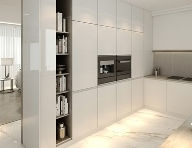 Kuchnia styl Nowojorski - zdjęcie od MOCO Architecture