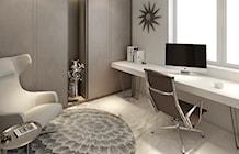 Biuro styl Nowojorski - zdjęcie od MOCO Architecture