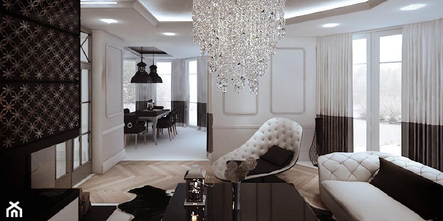 moco 01 salon styl art deco zdj cie od moco architecture. Black Bedroom Furniture Sets. Home Design Ideas