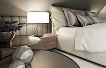 Sypialnia styl Nowojorski - zdjęcie od MOCO Architecture