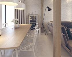 Projekt Wnętrz w stylu Skandynawskim - zdjęcie od MOCO Architecture