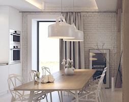 Projekt Wnętrz w stylu Skandynawskim - zdjęcie od Architekt Rafał Leśniczak | Ekskluzywne Projekty Wnętrz | Poznań | Polska