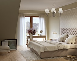 Sypialnia styl Klasyczny - zdjęcie od LIL Design