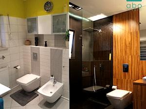 łazienka w domu jednorodzinnym