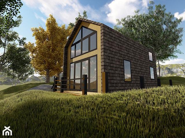 Projekty domków