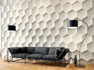 "Artpanel - Panel Dekoracyjny 3D - Model ""Hexagon"""