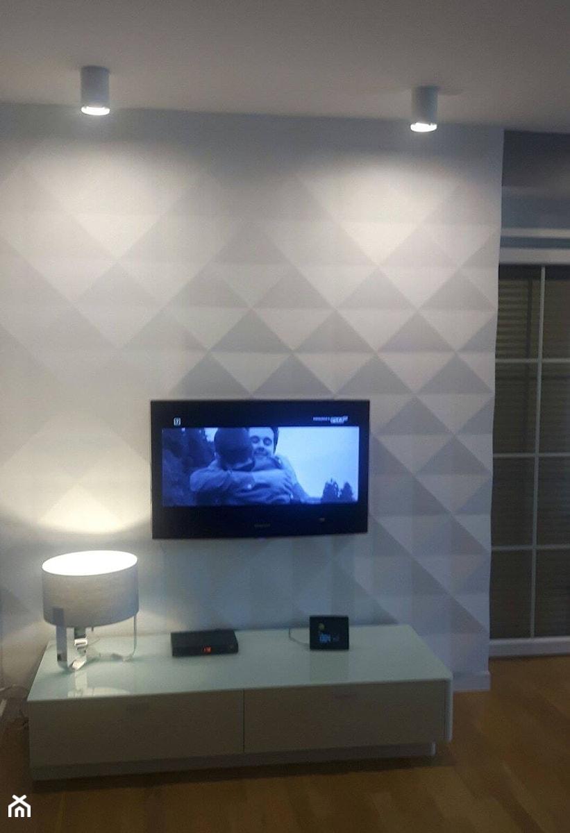 """Salon naszego klienta - Panel """"Karat"""" - zdjęcie od Artpanel.pl"""