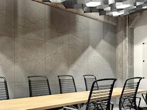 "Artpanel - Panel Dekoracyjny 3D - Model ""Industrio LOFT"""