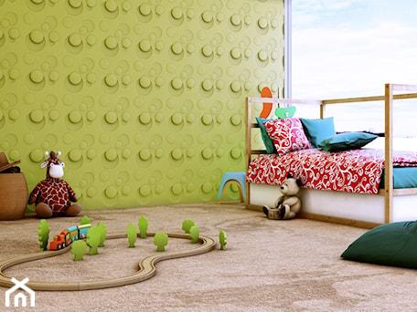 Aranżacje wnętrz - Pokój dziecka: Bubble - Artpanel.pl. Przeglądaj, dodawaj i zapisuj najlepsze zdjęcia, pomysły i inspiracje designerskie. W bazie mamy już prawie milion fotografii!