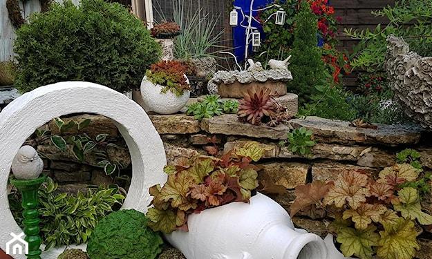 Ozdoby z betonu do ogrodu