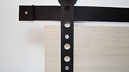 BarnDoors - System drzwi przesuwnych - HigenArt