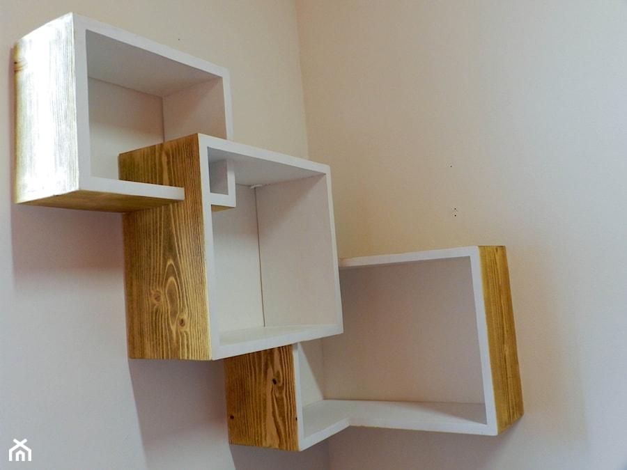 Półka Narozna Zdjęcie Od Pineshelf Homebook
