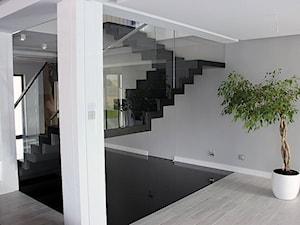 Schody dywanowe czarne - zdjęcie od Perfect Schody