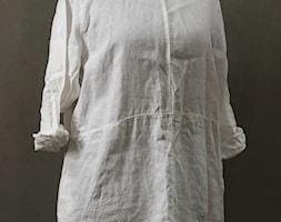 Lniana tunika damska oversize - zdjęcie od dom artystyczny