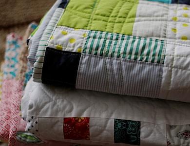 patchwork dziecięcy spring cube - zdjęcie od dom artystyczny