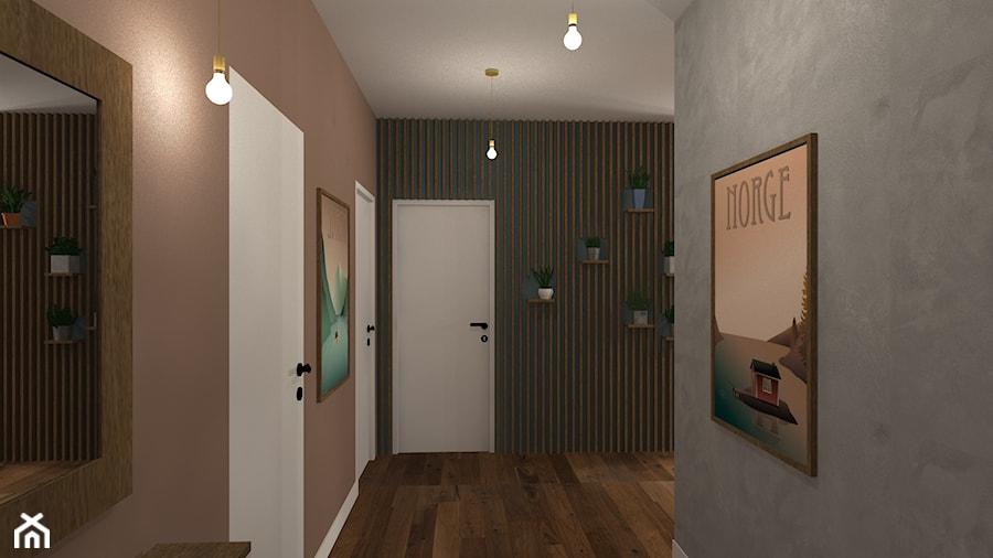 pzredpokój w stylu skandynawskim - zdjęcie od Natalia Augustynek Interior Design
