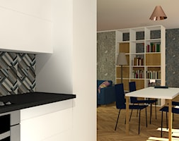 Otwarty+salon+-+zdj%C4%99cie+od+Natalia+Augustynek+Interior+Design