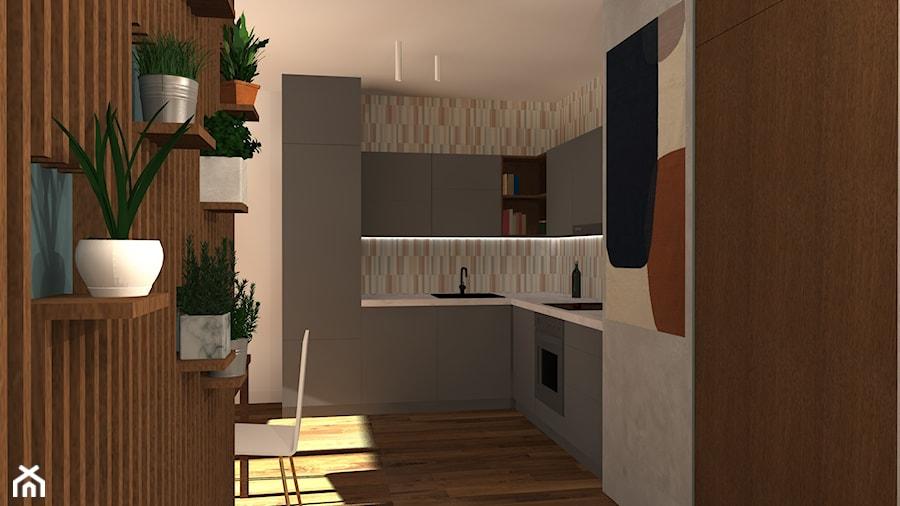 Kuchnia w stylu skandynawskim - zdjęcie od Natalia Augustynek Interior Design