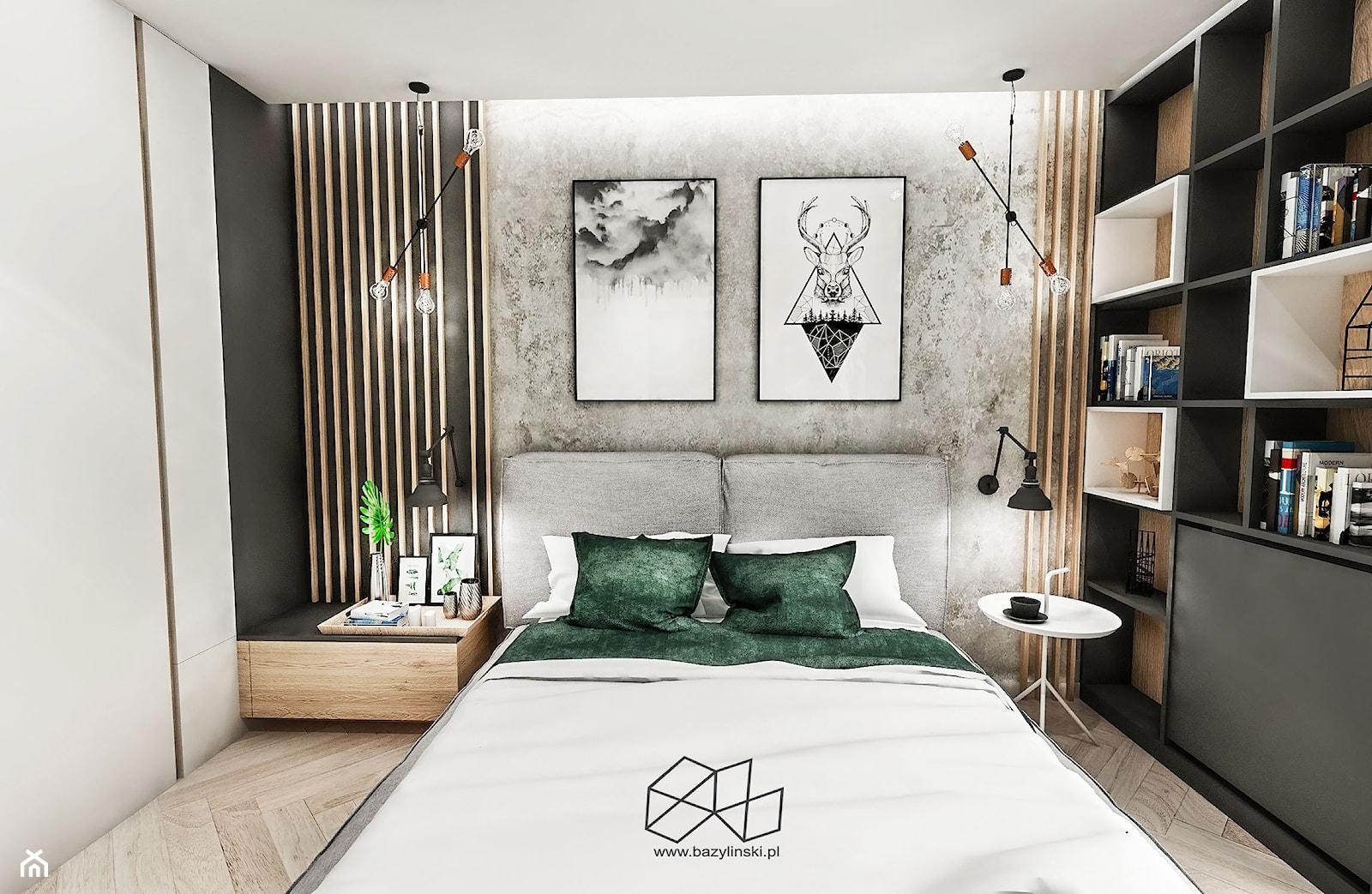 Sypialnia Styl Vintage