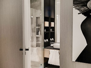 Projekt mieszkania W Warszawie 80 m2