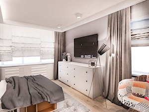 Projekt mieszkania w Łodzi 65 m2