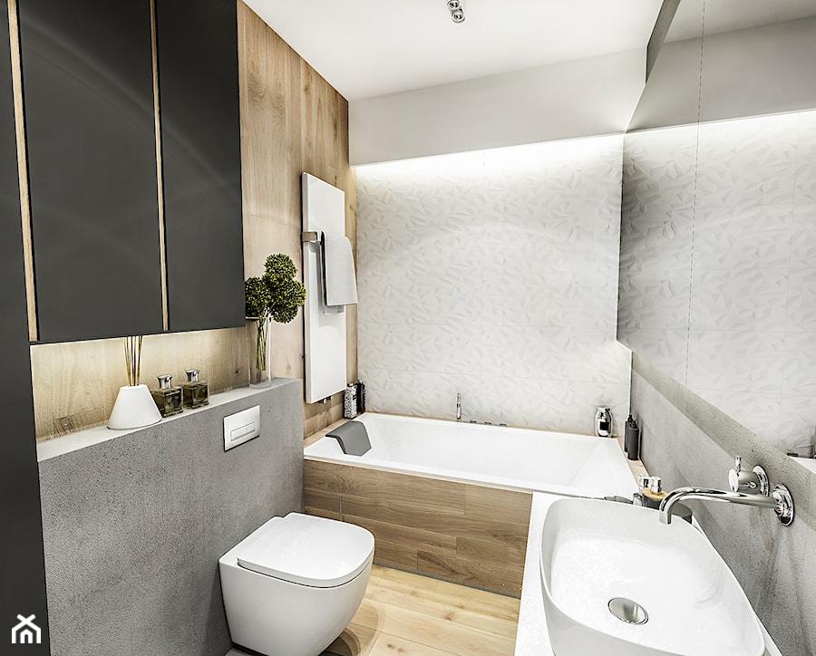 Projekt Mieszkania W Wa 2019 Mala Lazienka W Bloku W Domu