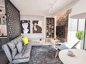 Projekt mieszkania 60 m2 w Gdańsku