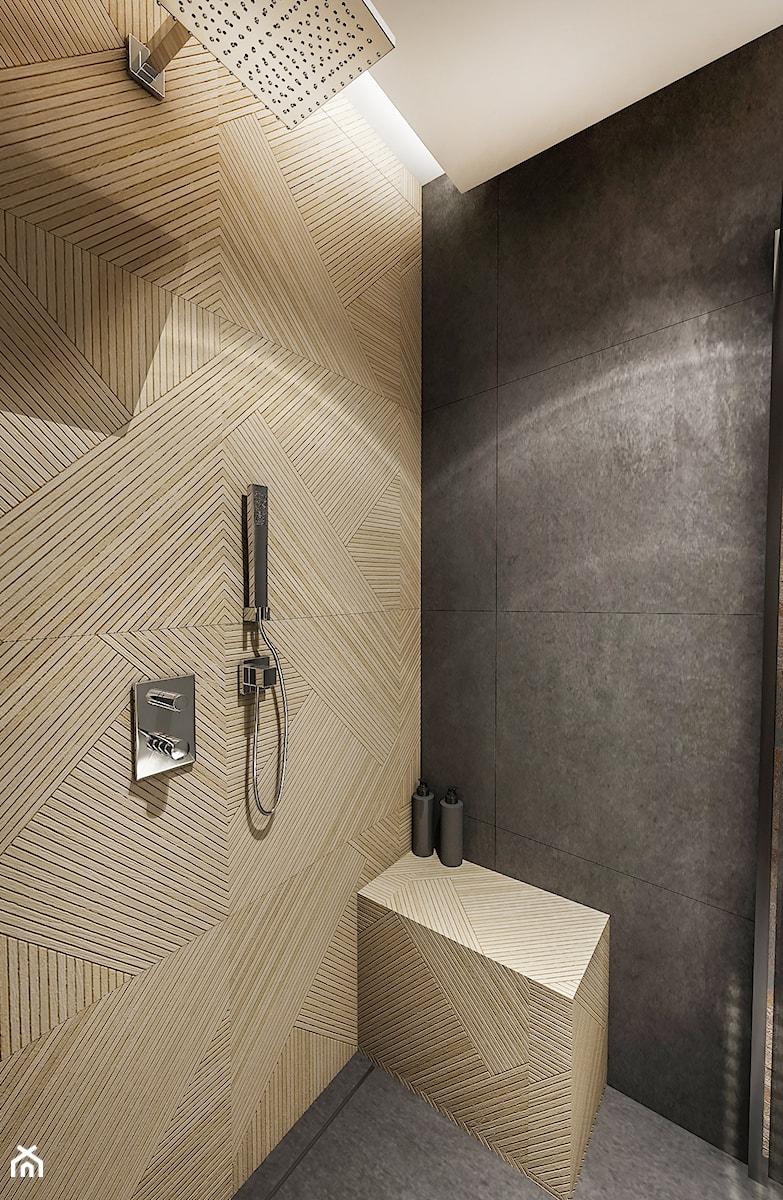 Projekt łazienki Tyrol 2018 Mała łazienka W Bloku W Domu
