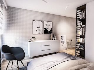 Projekt mieszkania - Austria 2017