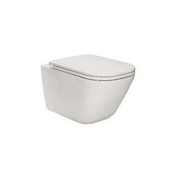 GAP SQUARE Miska WC podwieszana Rimless
