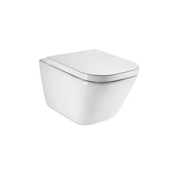 Gap Miska WC podwieszana Rimless z deską wolnoopadającą
