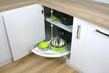 Urządzasz mini kuchnię? Zobacz rozwiązania ułatwiające przechowywanie