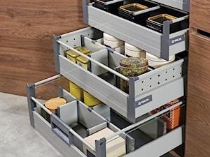 Jak przechowywać w kuchni? Comfort Box Rejs - szuflady stworzone z myślą o wygodzie
