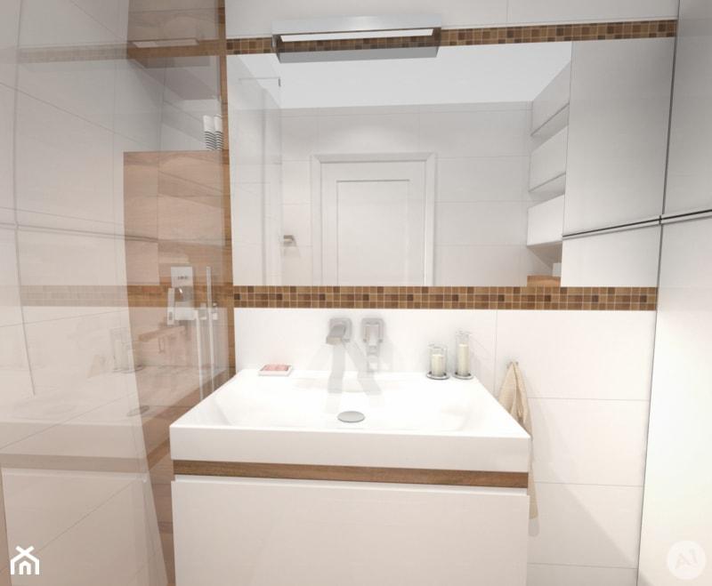 łazienka Prosto I Tanio łazienka Styl Minimalistyczny