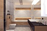 Łazienka - zdjęcie od APP TRENDY Autorska Pracownia Projektowa - Homebook