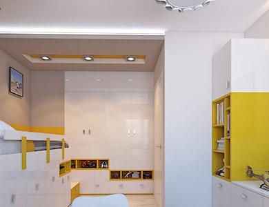 Pokój dziecka styl Nowoczesny - zdjęcie od APP TRENDY Autorska Pracownia Projektowa