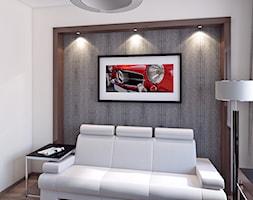 gabinet - Biuro, styl tradycyjny - zdjęcie od APP TRENDY Autorska Pracownia Projektowa