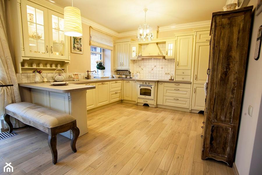 Kuchnia w stylu rustykalnym  zdjęcie od 3dforma -> Kuchnia W Stylu Rustykalnym Inspiracje