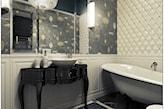 elegancka łazienka w stylu klasycznym