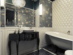 Łazienka- klasyczna