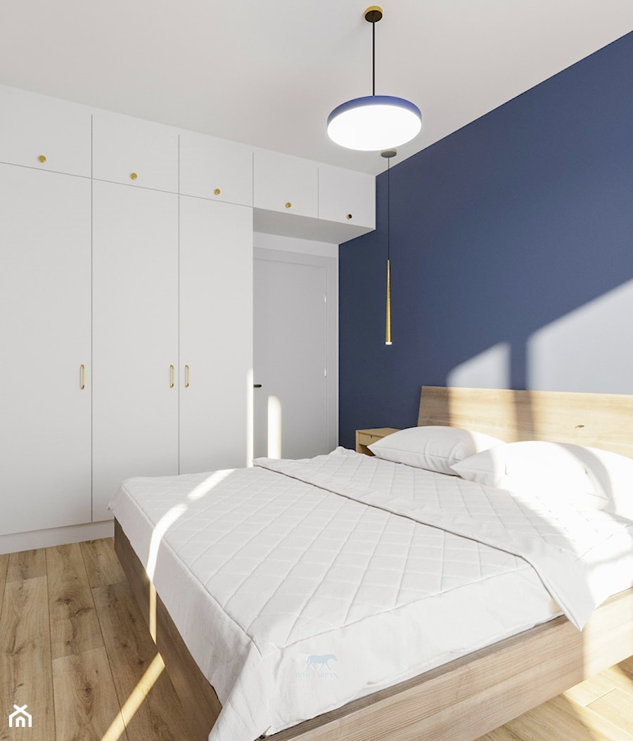 M65 - Sypialnia, styl nowoczesny - zdjęcie od BLUETARPAN