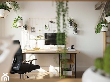 Aranżacje wnętrz - Biuro: M20 - Biuro, styl prowansalski - BLUETARPAN. Przeglądaj, dodawaj i zapisuj najlepsze zdjęcia, pomysły i inspiracje designerskie. W bazie mamy już prawie milion fotografii!