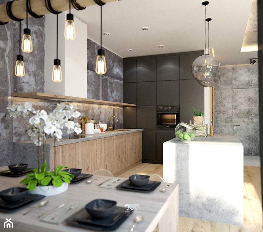 M85 - Kuchnia, styl nowoczesny - zdjęcie od BLUETARPAN