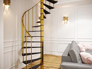 Dom 142 - Schody, styl klasyczny - zdjęcie od BLUETARPAN
