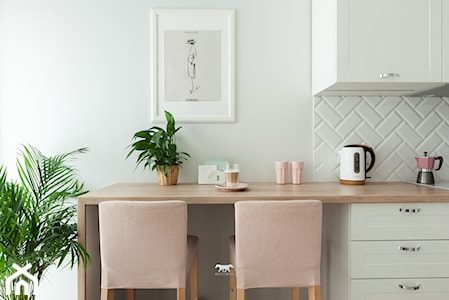 Jaki wybrać stół do małej kuchni? 8 pomysłów