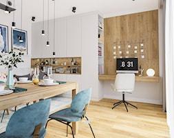 M72 - Salon, styl industrialny - zdjęcie od BLUETARPAN - Homebook